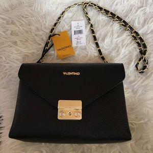 Valentino adjustable leather should bag